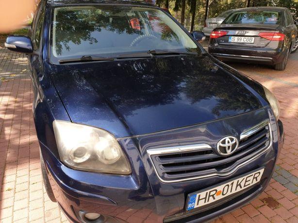 .Toyota Avensis 2007, motor 2000 cm,126 cp,euro 4 ,