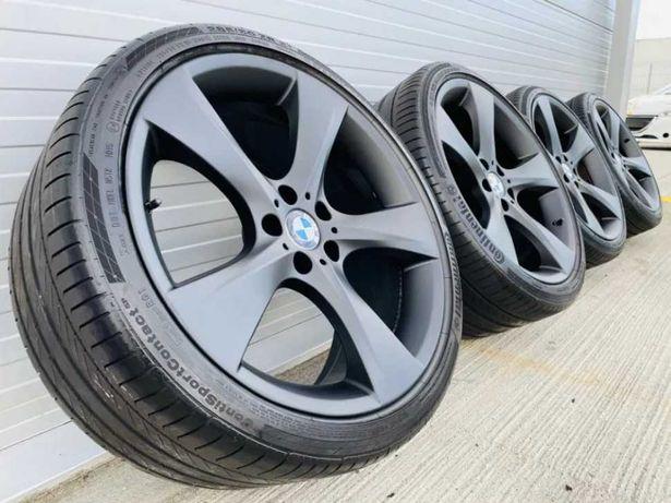 Jante 21 BMW Style 311 OEM F01 F25 F26 Continental 245 35 / 285 30 21