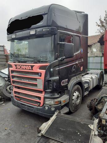 Dezmembrez Camioane cap tractor Iveco stralis Scania R 500 Man tga