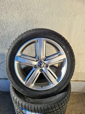Roti iarnă pentru VW Tuareg pe 20