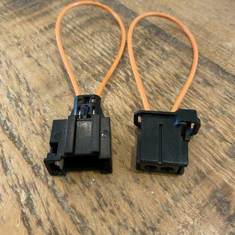 Оптичен кабел тапа за мерцедес бмв ауди MERCEDES BMW AUDI