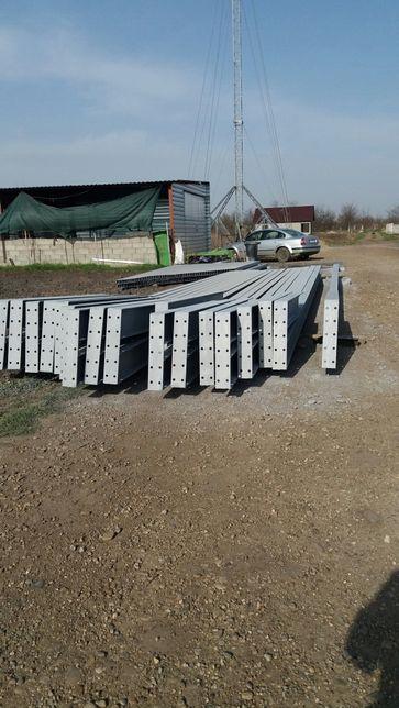 ferme metalice deschidere 18m fara stalp la mijloc