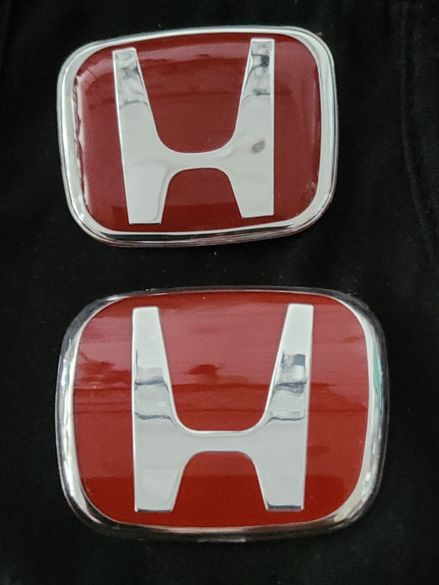 Емблема за волан еърбег на хонда