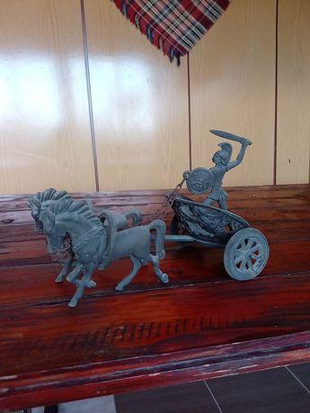 Гръцка колесница от Акропула 1936г.