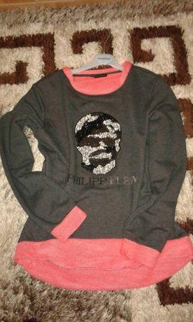 модерна блуза Philipp Plein