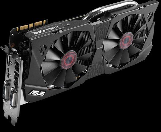 ASUS GeForce GTX 970 OC Strix 4gb