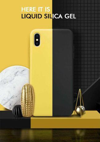 Чисто нов силиконов кейс case за iPhone XR НАЛИЧНО!!!