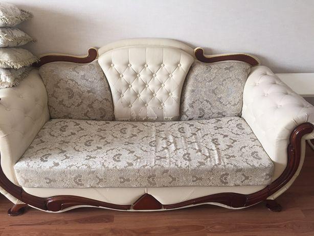 Продам мягкий уголок, диван 2-х и 3-х местный