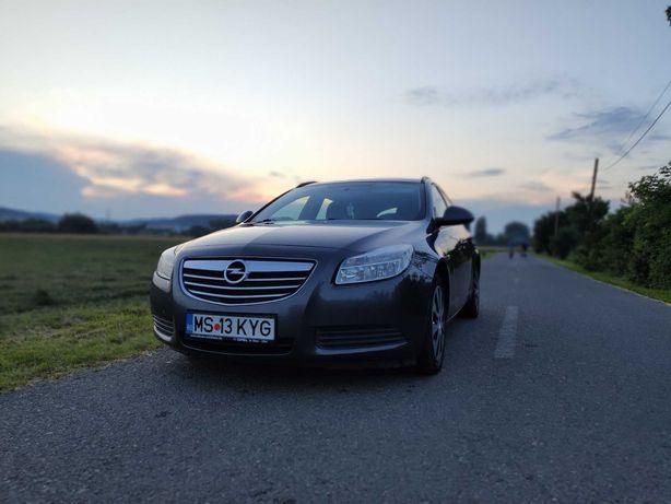 Opel Insignia 2010, 2.0 diesel. EcoFlex
