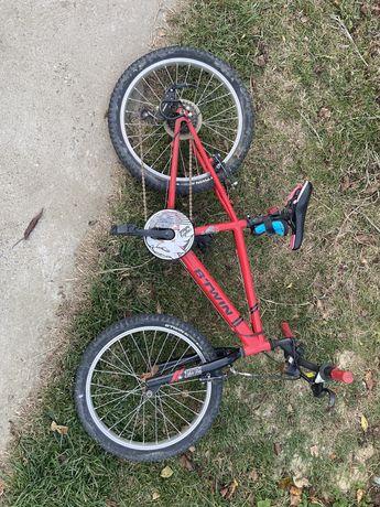 Bicicleta copii ( baieti) 20 inch decathlon