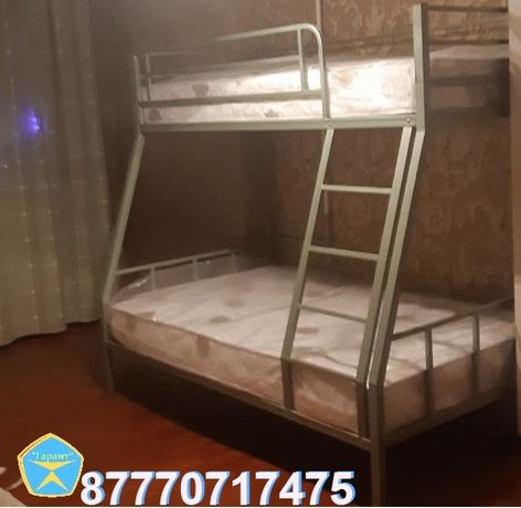 "Двухъярусная кровать "" Гранада"" (двухярусная). Рассрочка. Доставка."