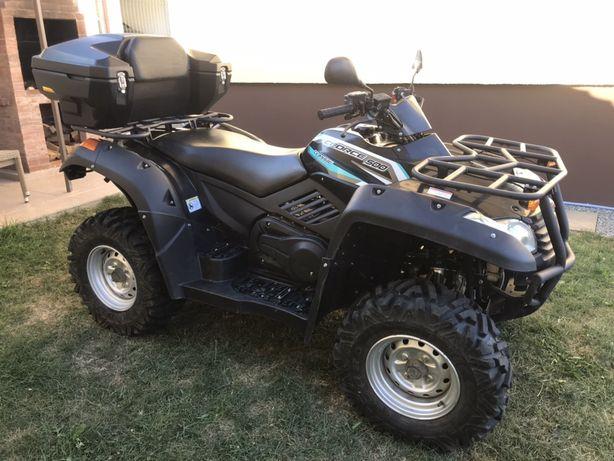 ATV Cf Moto 500 4x4 an 2015