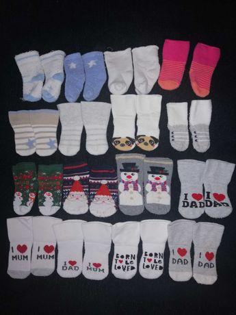Lot șosete /ciorapi/mănuși, botosei, chiloței bebeluși