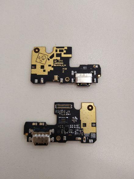 USB зарядна букса порт за зареждане - модул за Xiaomi Mi A3