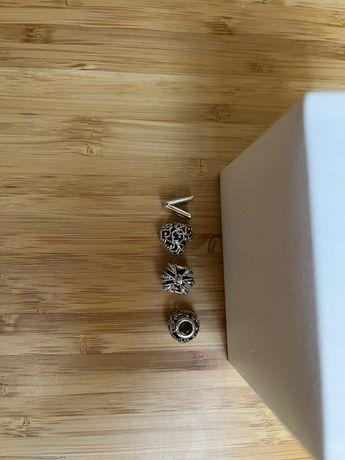 Pandora original talisman argint