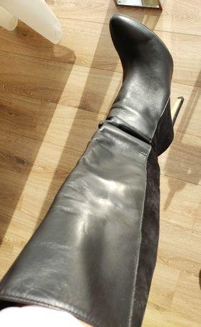 Vand cizme din piele marimea 39,
