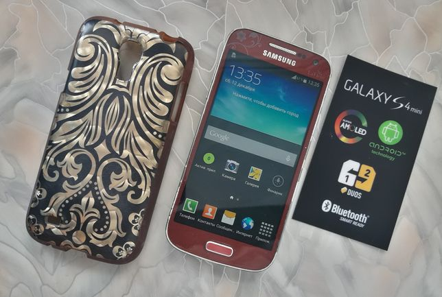 Продам телефон Samsung S4 mini, Самсунг