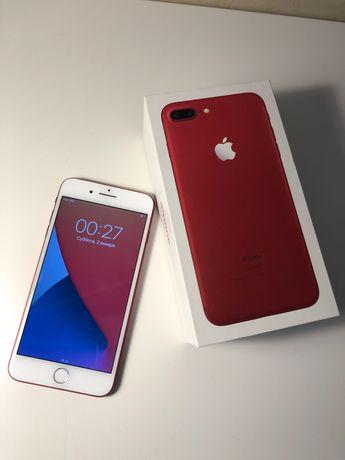 iPhone 7 Plus , RED