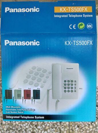 Panasonic - стационарен телефон - чисто нов