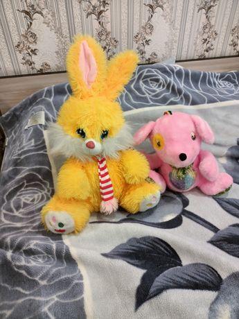 Мягкие игрушки обмен