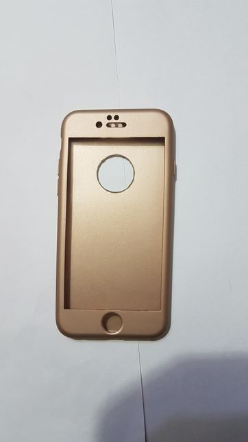 Husa gold iphone 6