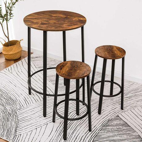 HOOBRO Бар маса  и бар столове