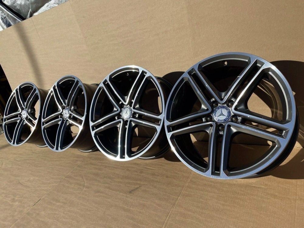 "Jante Mercedes OE 19"" - CLS 257 / W222 / A217 / W213 / GLA / GLC"