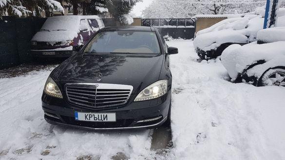 Мерцедес ЕС 350 Mercedes S 350 cdi на части w221