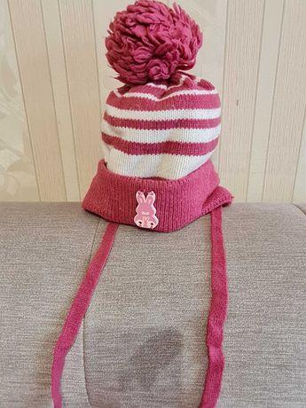 Продам шапку для девочки Зима