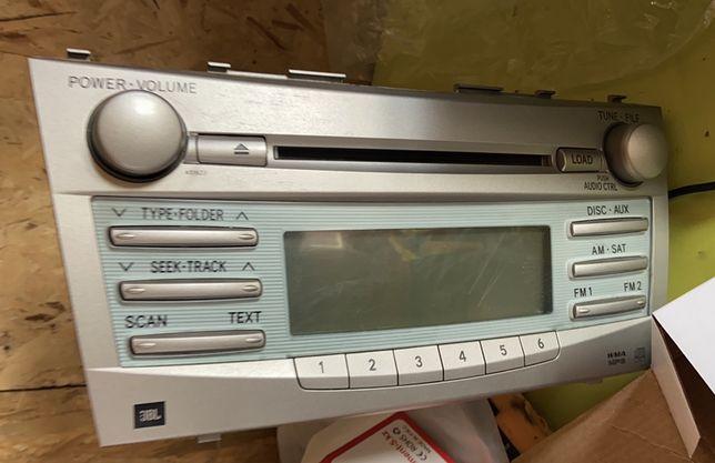 Магнитофон камри40 se JBL