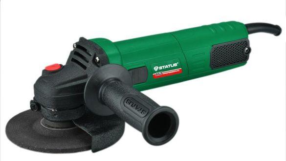 Професионален ъглошлайф STATUS SH125SF/ 1100 W, 125 mm /