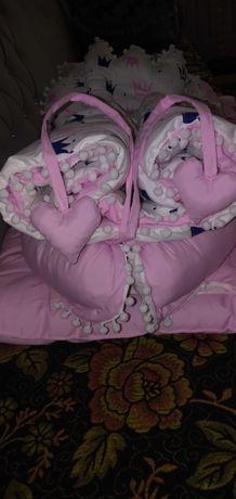 Продаётся набор для новорождённой