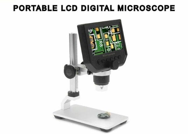 Microscop Digital FullHD _1-600X , portabil