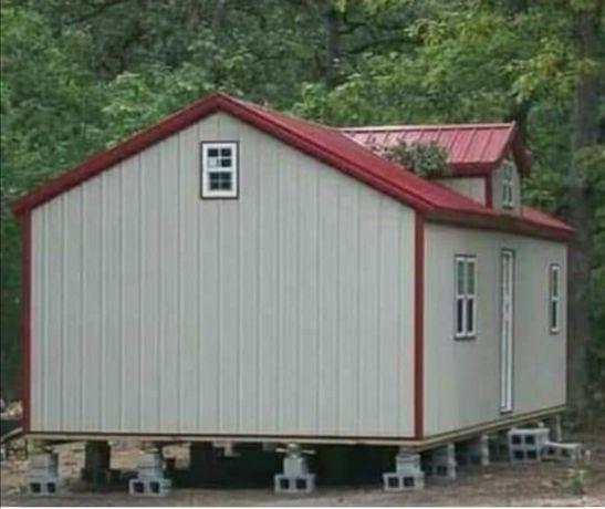 Vând containere modulare tip casa