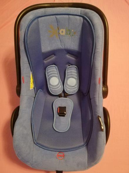 Lorelli Premium: aвто-стол Lifesaver Blue 0-13 kg.