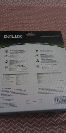 Наушники DELUX DLH-868