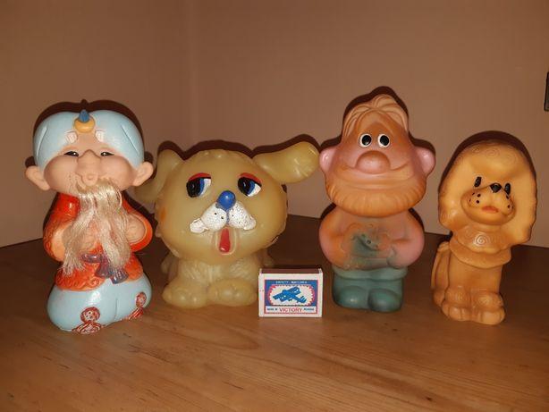 Продам резиновые  игрушки