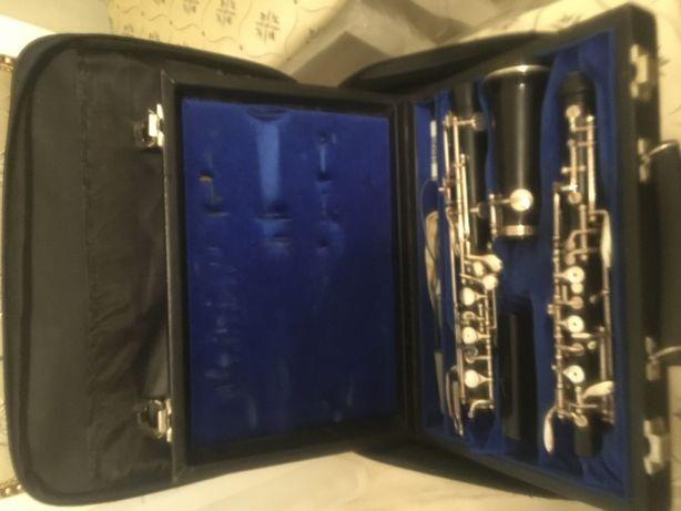 Гобой selmer oboe