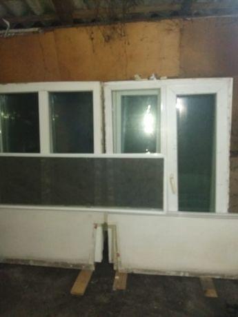Продам пластиковые окна.