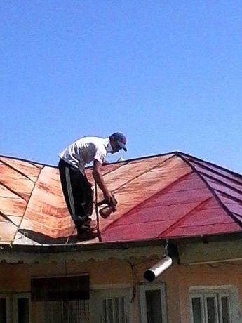 Vopsitor la acoperișuri