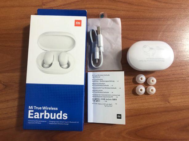 Casti Audio Mi True Wirreless Earbuds Basic cu tehnologie Bluetooth