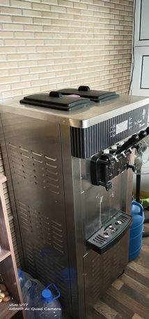 Мороженый аппарат. Фризер