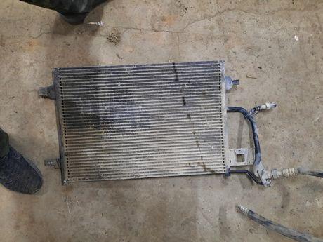 Радиатор кондиционера на фольксваген пассат Б 5