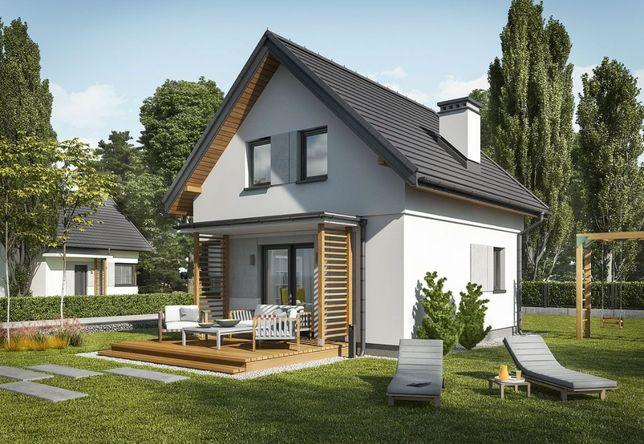 Kit casa lemn 99 mp