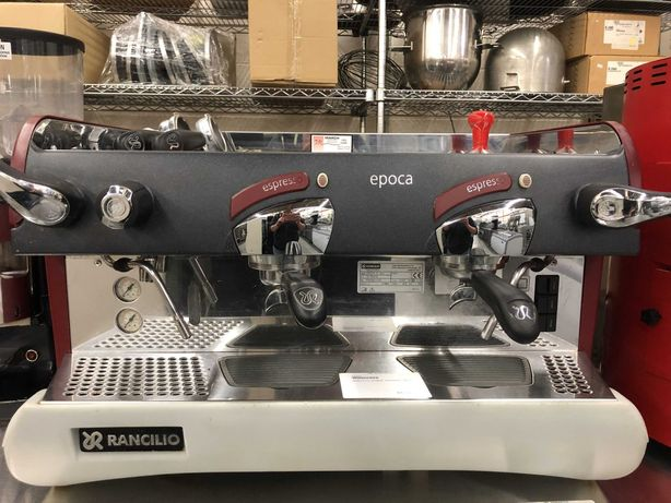 Rancilio EPOCA кофе машинка