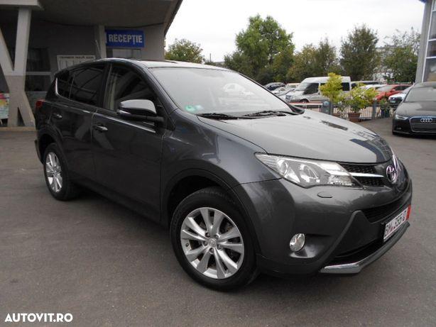 Toyota RAV-4 Executive,Piele,Xenon,Trapa,Webasto,Navi,Camera,KM reali !