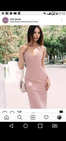 Платье женское турецкий
