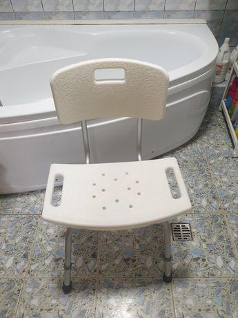 Scaun de baie de handicap