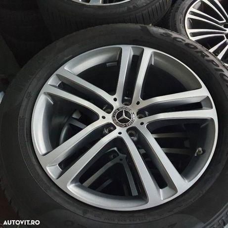 Jante Mercedes Gle W167 Gle Coupe C167 Anvelope iarna Pirelli