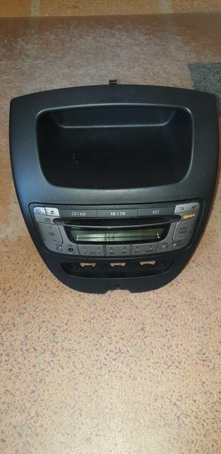 Radio cd toyota aygo/citroen c1/peugeot 107